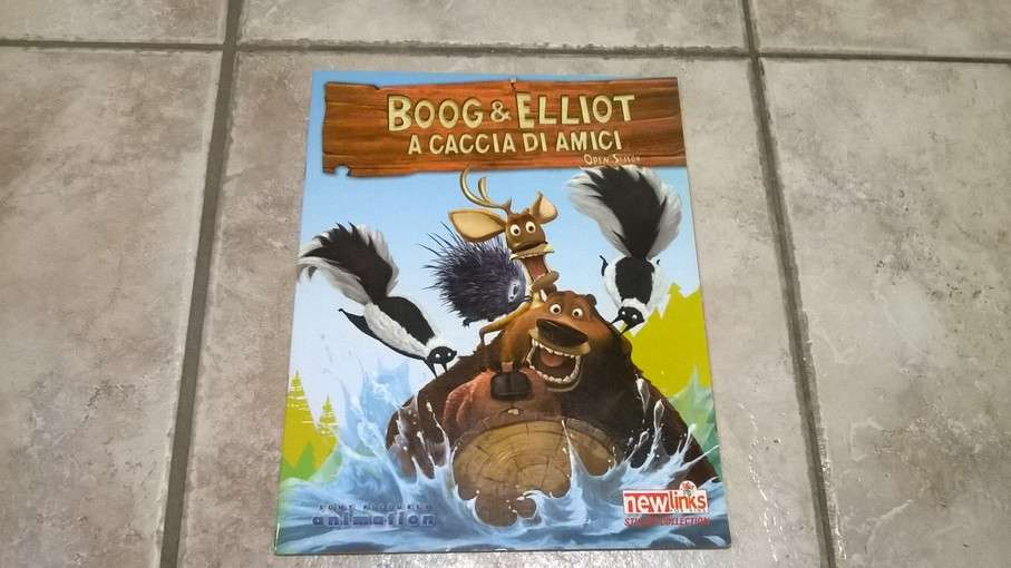 Album Boog & Elliot 2006 New Links completo