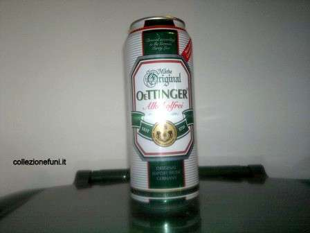 Birra Oettinger lattina