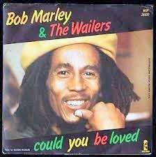 Disco - Bob Marley - Could You Be Loved - 45 giri